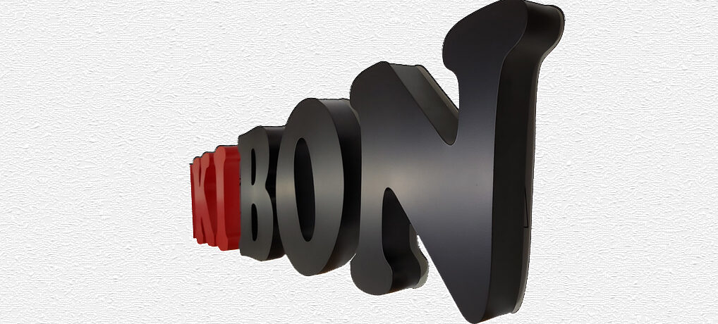 Painted Inox Letter
